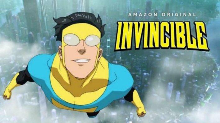 Invincible, nova série da Amazon Original apresentada na CCXP Worlds
