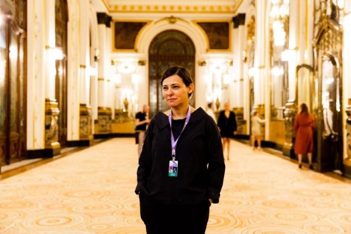 Renata de Almeida, diretora da Mostra SP