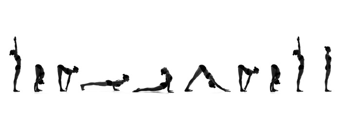 Sun Salutations – Surya Namaskar A and B
