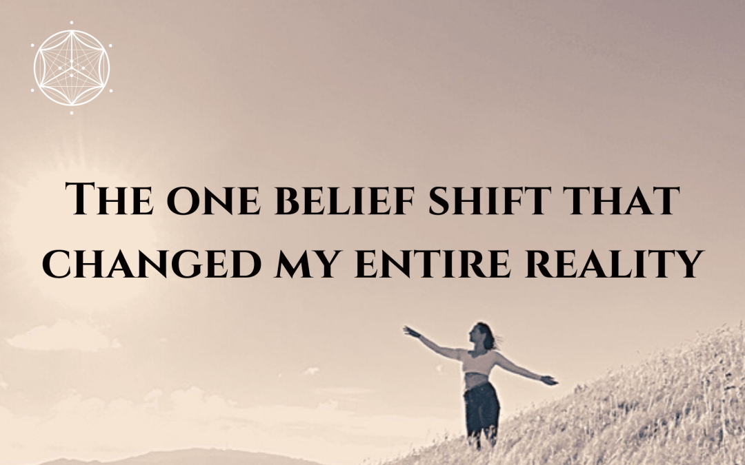 The one belief shift around money that changed my entire reality