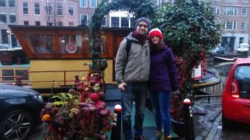 Amsterdam ve Biz