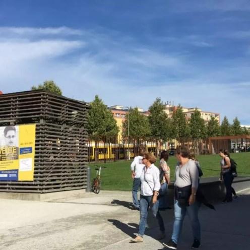 Gedenkstätte Berliner Mauer -Berlin Duvarı - Berlin Gezilecek Yerler