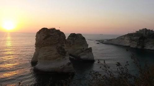 Guvercin kayalıkları