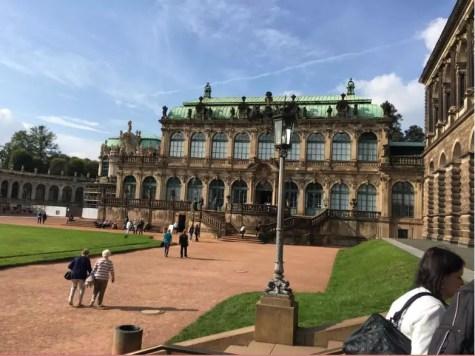 Zwinger Saray Bahçesi