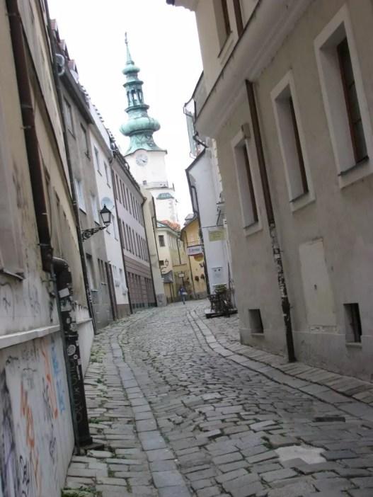 sokaklar - Bratislava Gezilecek Yerler