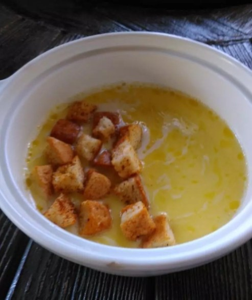 Batum Peynir Çorbası
