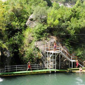 Alanya Dimçayı Cennet Vadisi Piknik Eğlence (1)