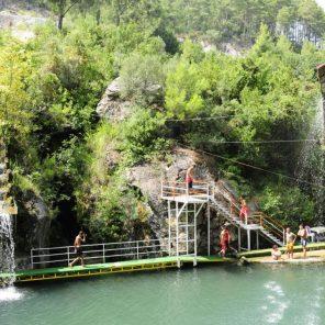 Alanya Dimçayı Cennet Vadisi Piknik Eğlence (2)