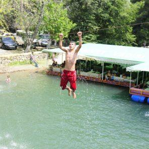 Alanya Dimçayı Cennet Vadisi Piknik Eğlence (32)