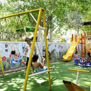 Cennet Vadisi Restaurant Çocuk Parkı Alanya Dimçayı (6)