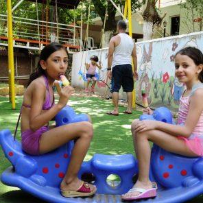 Cennet Vadisi Restaurant Çocuk Parkı Alanya Dimçayı (7)