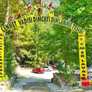 Dimçayı Alanya Cennet Vadisi Restaurant Doğal Güzellikler (20)