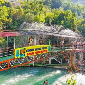 Dimçayı Alanya Cennet Vadisi Restaurant Doğal Güzellikler (23)