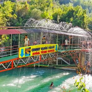 Dimçayı Alanya Cennet Vadisi Restaurant Doğal Güzellikler (24)
