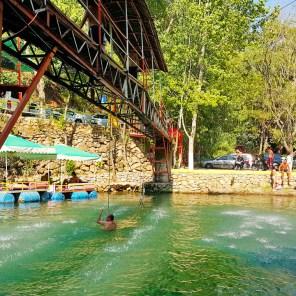 Dimçayı Alanya Cennet Vadisi Restaurant Doğal Güzellikler (3)