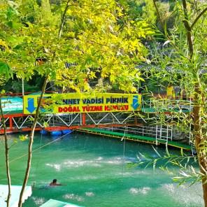 Dimçayı Alanya Cennet Vadisi Restaurant Doğal Güzellikler (30)