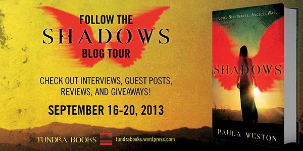 """Shadows"" Blog Tour"