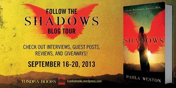"""""""Shadows"""" Blog Tour"""