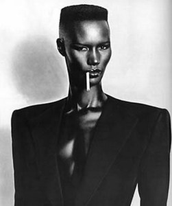 """Grace Jones as May Day in """"A View to a Kill"""""""