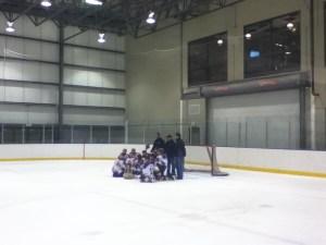 Our hockey team, 2011