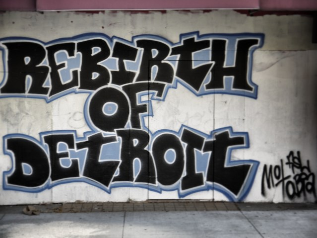 Rebirth of Detroit