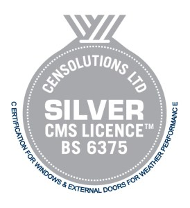 BS 6375 Silver CMS licence