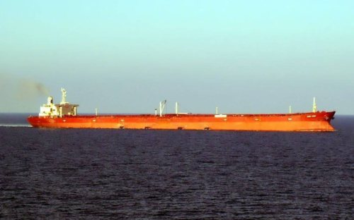 нафтові супертанкери