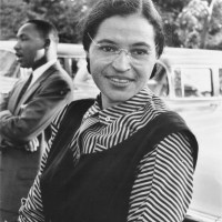 Rosa Parks Refuses To Move - 55th Anniversary