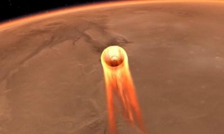 Atterrissage d'InSight sur Mars: «six minutes et demie de terreur»