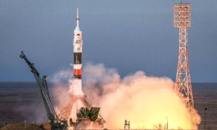 David Saint-Jacques amorce son séjour dans la Station spatiale internationale