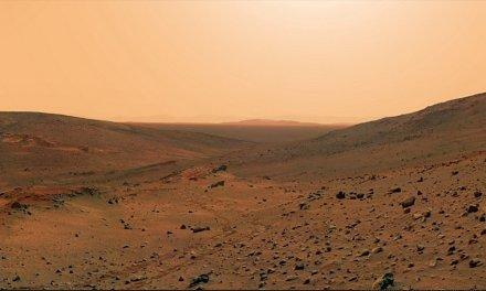 Méthane martien