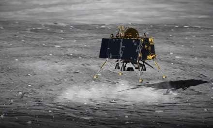 Chandrayaan-2 : l'Inde a retrouvé sa sonde sur la Lune mais ne sait pas dans quel état !