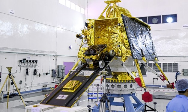 L'Inde deviendra la 4e nation sur la Lune