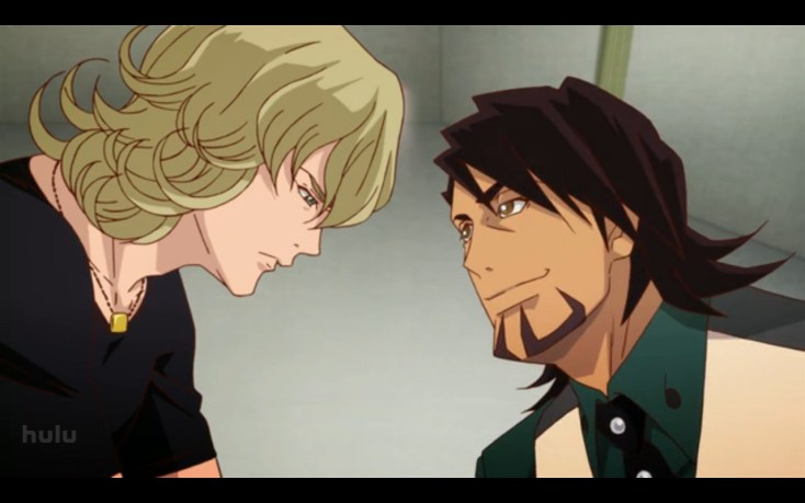 Kotetsu and Barnaby Bonding