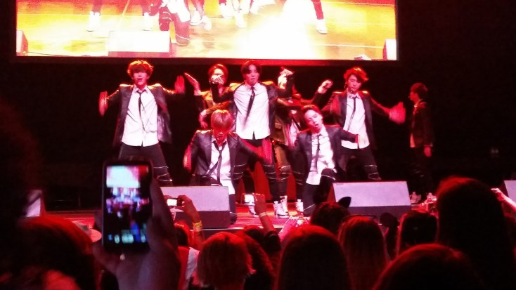 Topp Dogg performs at the Tabernacle in 2015.