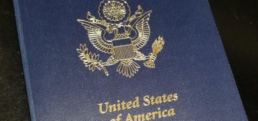 A Passport from the United States