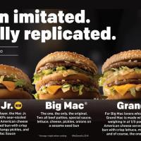 Interesting Find: The Mega Mac and Grand Mac