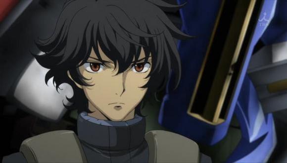 Setsuna F. Seiei from Gundam 00