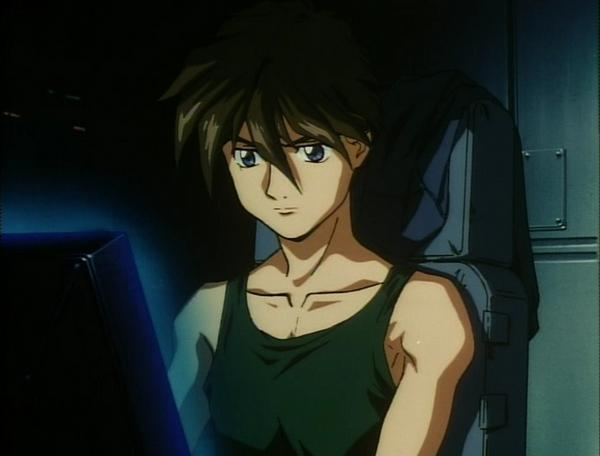 Heero Yuy from Gundam Wing: Endless Waltz