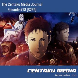 Episode Art for Centaku Media Journal: Episode 18 featuring Mobile Suit Gundam: Hathaway