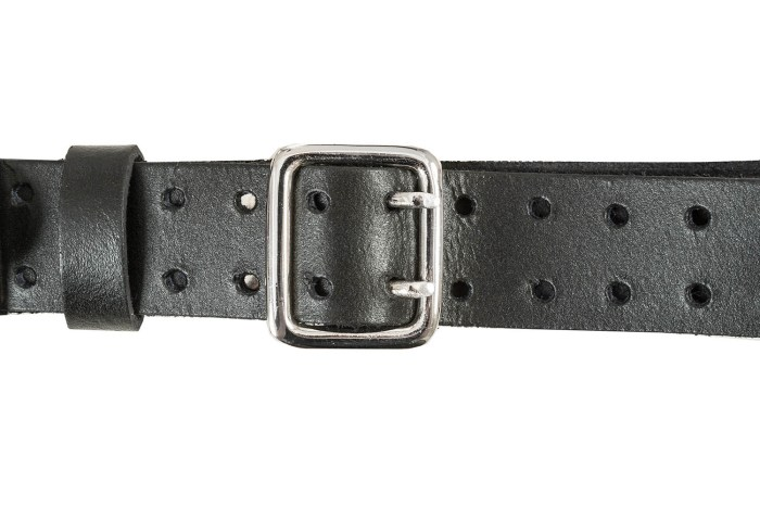 Buckle for adjusting sling length - Centaur standard single point target rifle sling