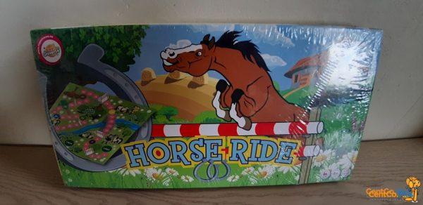 horse ride bordspel