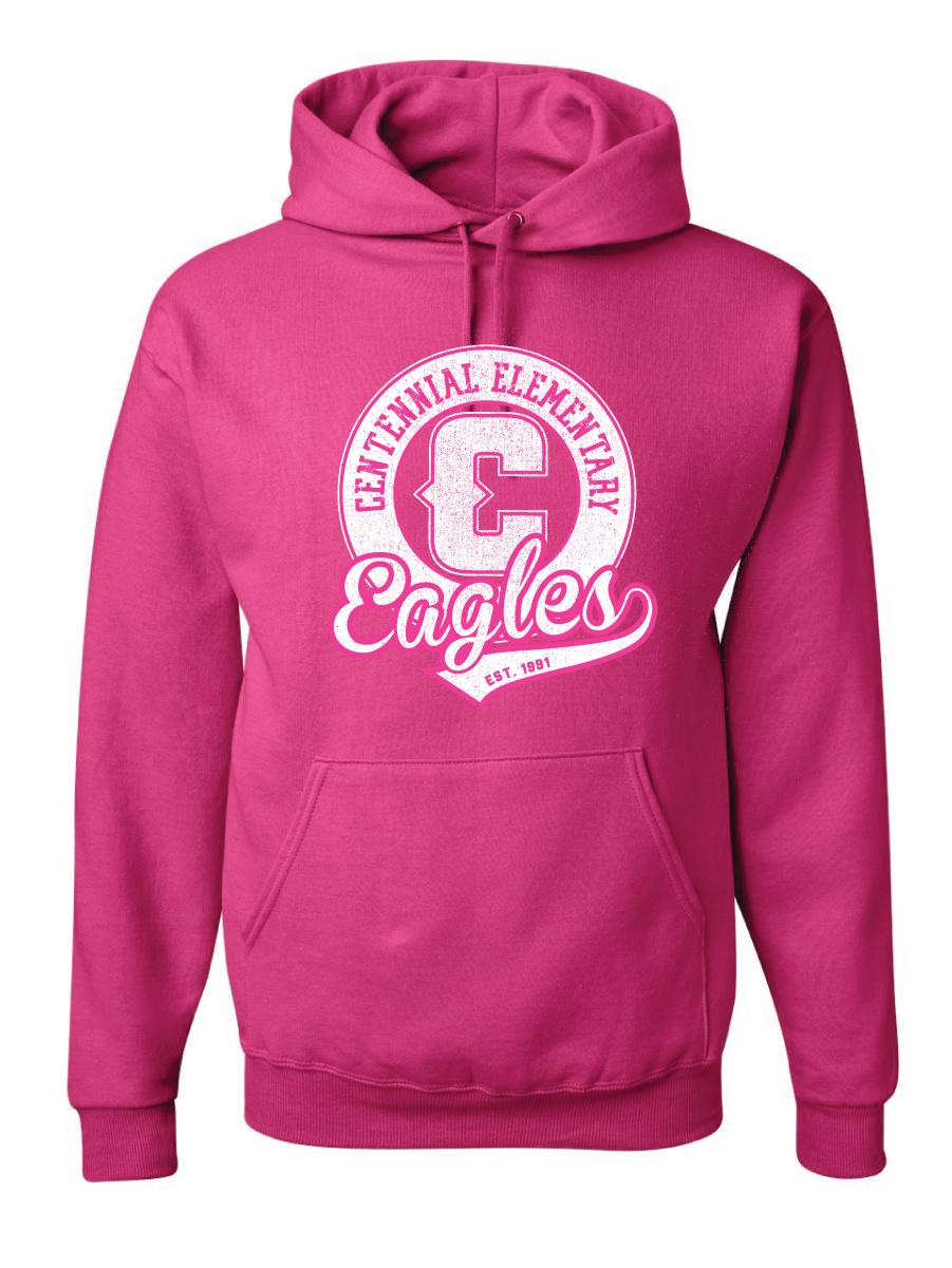 Cyber Pink Nu Blend Hoodie
