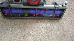 Dyson vacuum brushroller repair