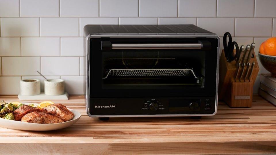 KitrchenAid countertop oven