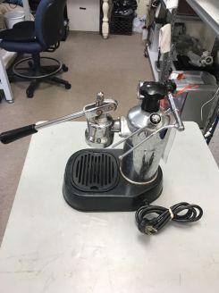 manual espresso machine repair