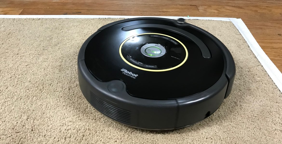 iRobot Roomba vacuum cleaner repair