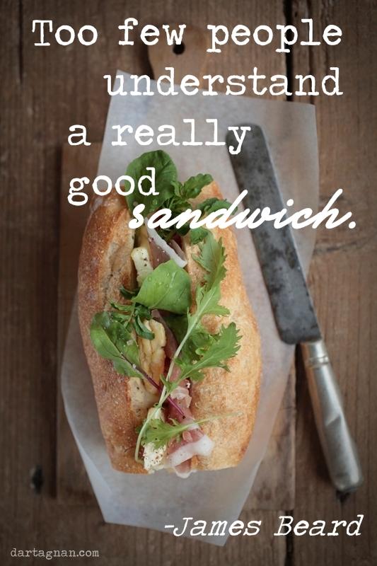 Sandwich Quote