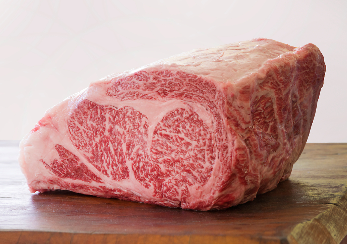 New Arrival True Japanese Wagyu Beef Center Of The
