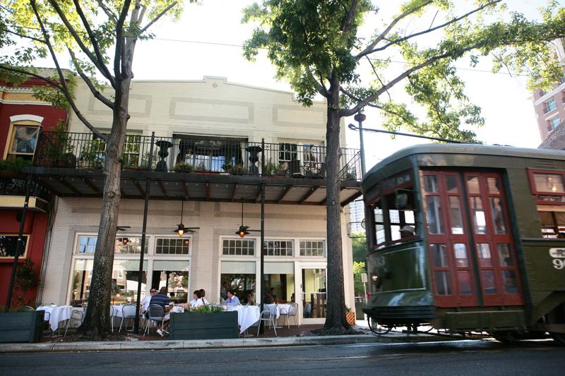 Nora Restaurant New Orleans